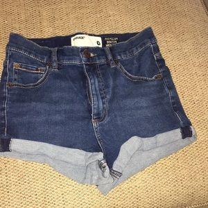 Garage jeans shorts
